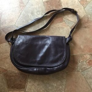 Beggar's Pouch Leather